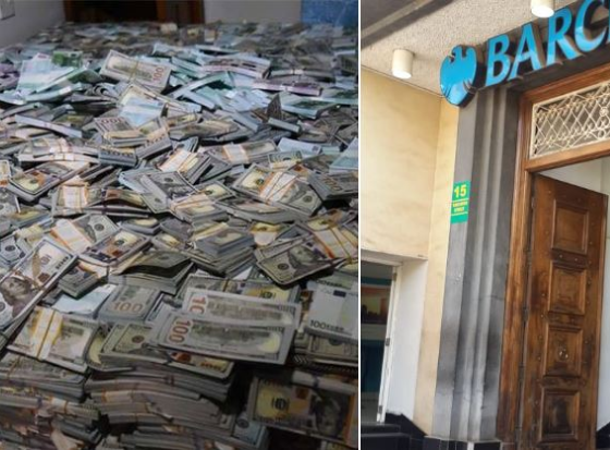 Barclays bank Fake 2Billion shillings suspects arraigned in