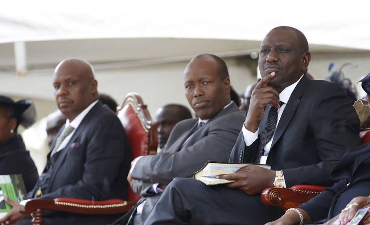 Top Cabinet Secretaries summoned by DCI over bid to lock ...