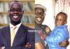 Ken Okoth and His son \\ Uzalendo News