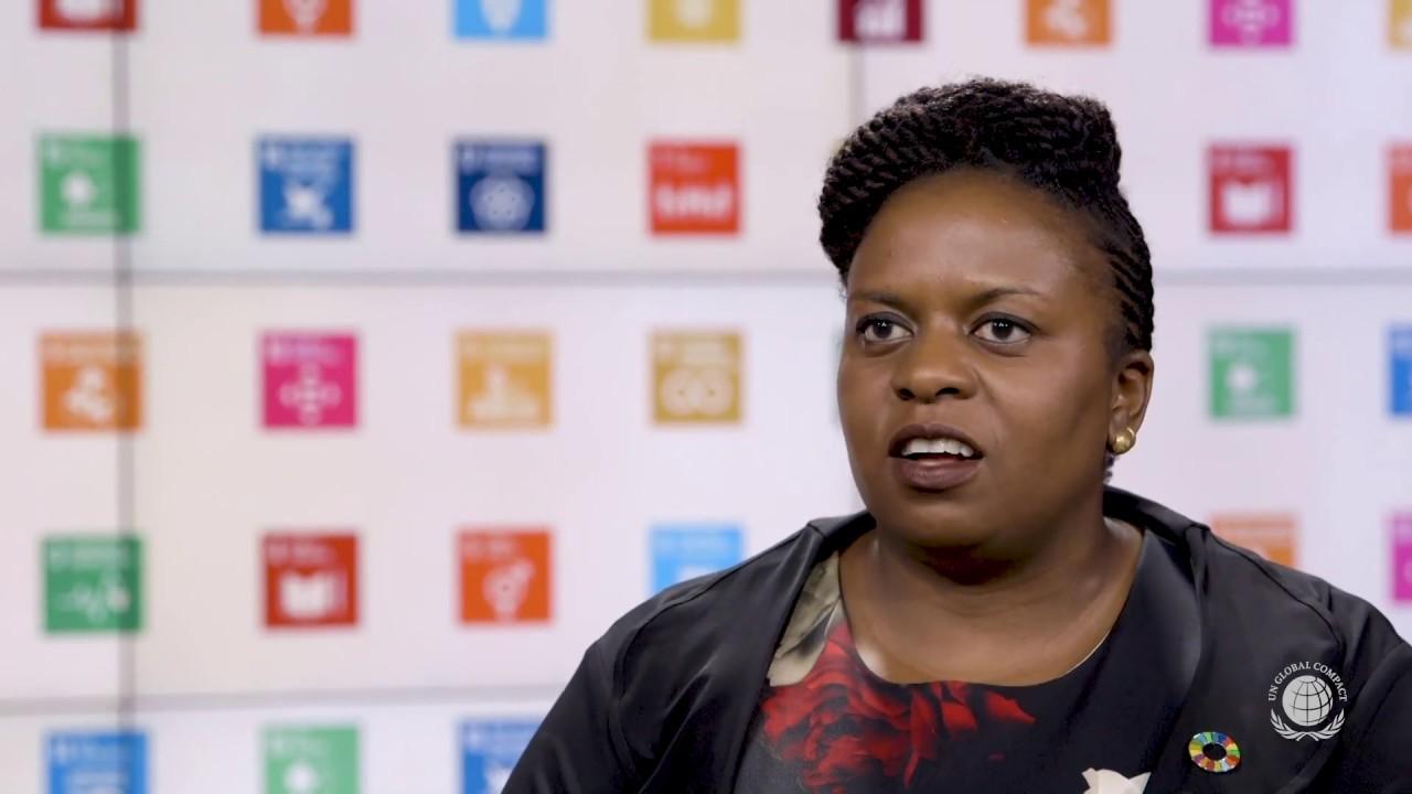 Sanda Ojiambo UN Global impact