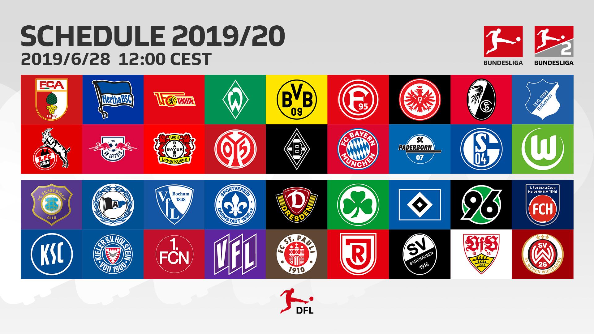 Bundesliga Weekend Fixtures Home Defeats And Less Goals Uzalendo News