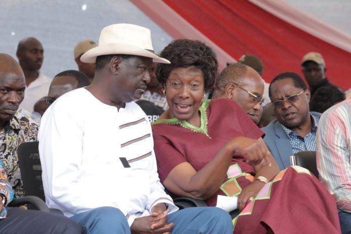kitui governor charity ngilu
