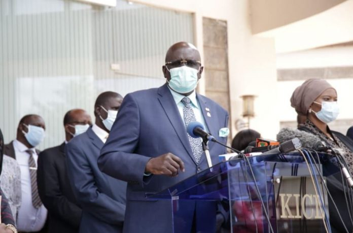 Magoha directs quarrantine schools to be evacuated in ...