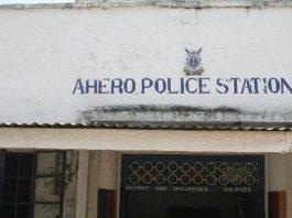ahero police station